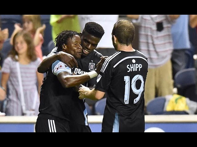 Match Highlights: Chicago Fire 3:1 Orlando City SC (U.S. Open Cup)