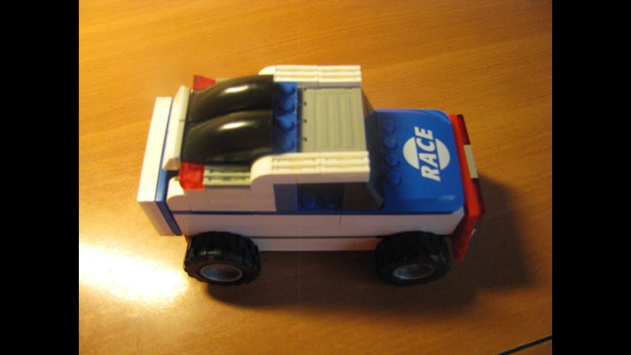 Как сделать из конструктора lego