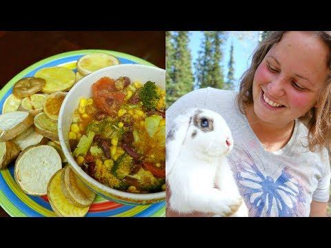 What I Eat & Do On My DAY OFF In Tok Alaska (I'M ALIVE!!!)