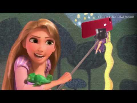 Tangled Craziness | Try Not To Laugh | Disney Craziness Tangled
