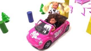 Мультики для девочек про кукол Принцесса Эви идет в школу