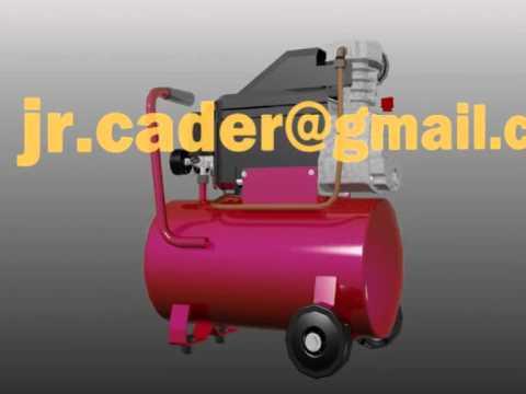 Compresor De Aire, Cap. 25lts thumbnail