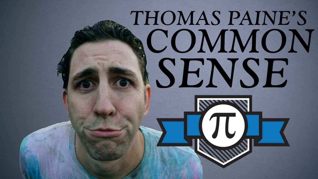 thomas paine s common sense explained thomas paine s common sense explained