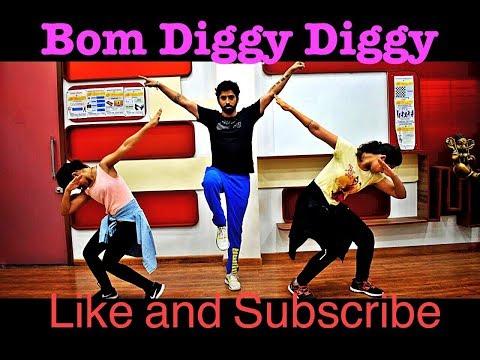 BOM DIGGY DIGGY | ZACK KNIGHT & JASMIN WALIA | SONU KE TITU KI SWEETY | DANCE VIDEO |
