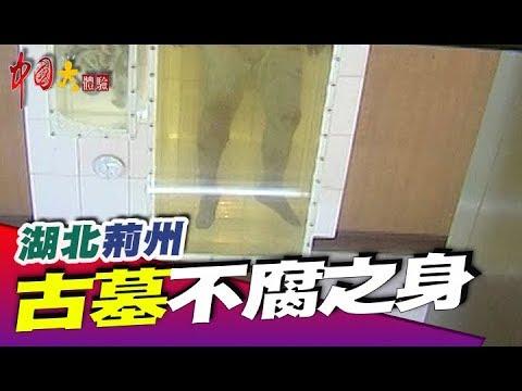 千年不腐萬年不壞古墓大搜奇 屍身保存最為完整《中國大體驗》第53集 湖北 隨州