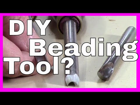 Make Your Own Beading Tool?