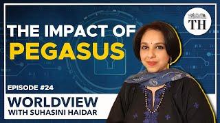 The impact of #Pegasus revelations | Worldview with Suhasini Haidar
