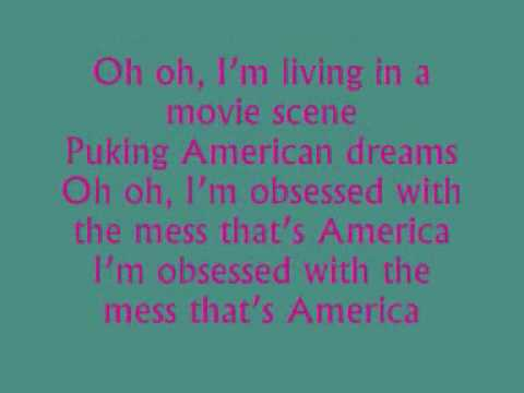 Marina and the Diamonds - Hollywood with lyrics