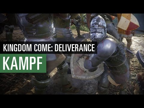 Kingdom Come Deliverance KAMPFSYSTEM / Einsteigerguide
