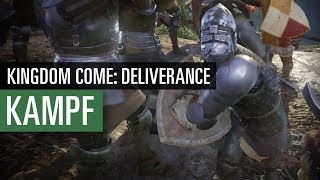 Kingdom Come Deliverance KAMPFSYSTEM / Einsteigerguide