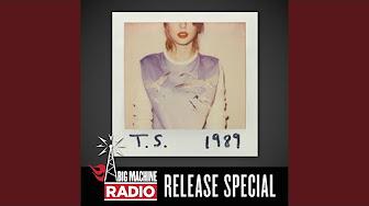Taylor Swift 1989 Full Album Deluxe Youtube