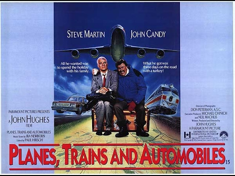 Planes, Trains and Automobiles (1987) Movie Review - A Classic Film