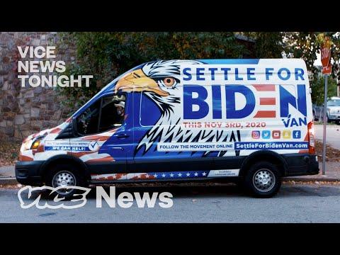These Progressive Voters Are Settling for Biden