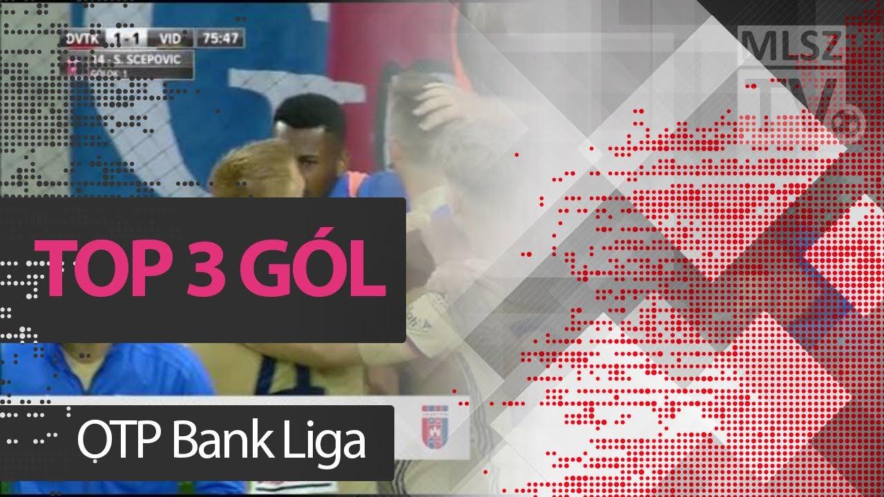 TOP 3 GÓL – 33. forduló | OTP Bank Liga | 2017/2018