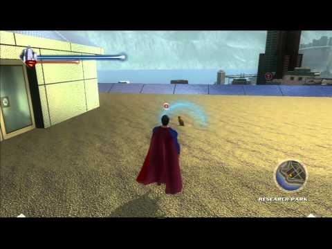 Superman Returns 100% - Xbox360