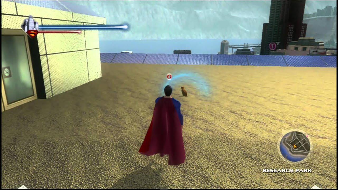 Games Superman Free