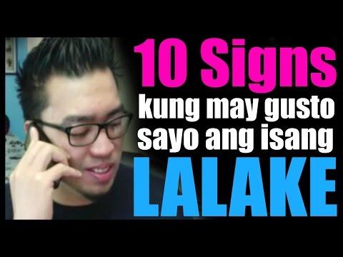 10 Signs kung may gusto ba sayo ang isang LALAKE