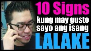 Video 10 Signs kung may gusto ba sayo ang isang LALAKE download MP3, 3GP, MP4, WEBM, AVI, FLV November 2017