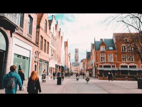 Bruges (Brugge) Belgium (Travel Guide) // DJI Osmo Mobile + Samsung S7 Edge