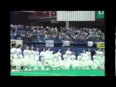 Montreal Expos 1995 Home Opener
