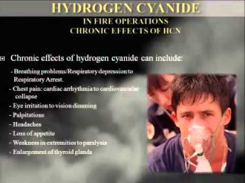 how to prepare hydrogen cyanide
