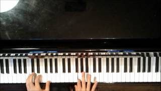 You Are Young - Keane piano cover