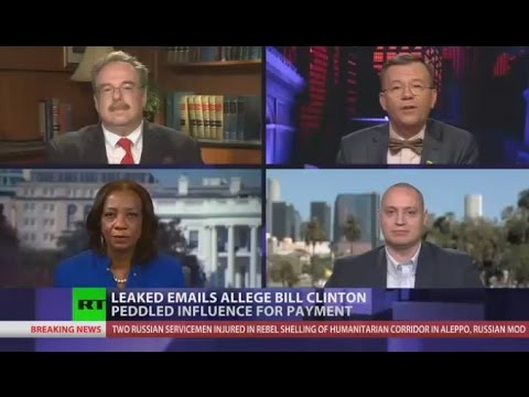 CrossTalk on US election: Criminal in Chief?
