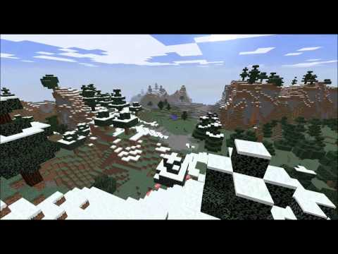 Minecraft 1 8 Release! Rabbits! Review!