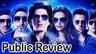 Happy New Year Public Review | Shah Rukh Khan, Deepika Padukone, Abhishek Bachchan, Sonu Sood
