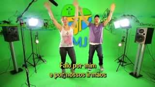 "Flash Mob Oficial ""FRANCISCO"" JMJ 2013 - HD - ""O maior Flash Mob do Mundo"""