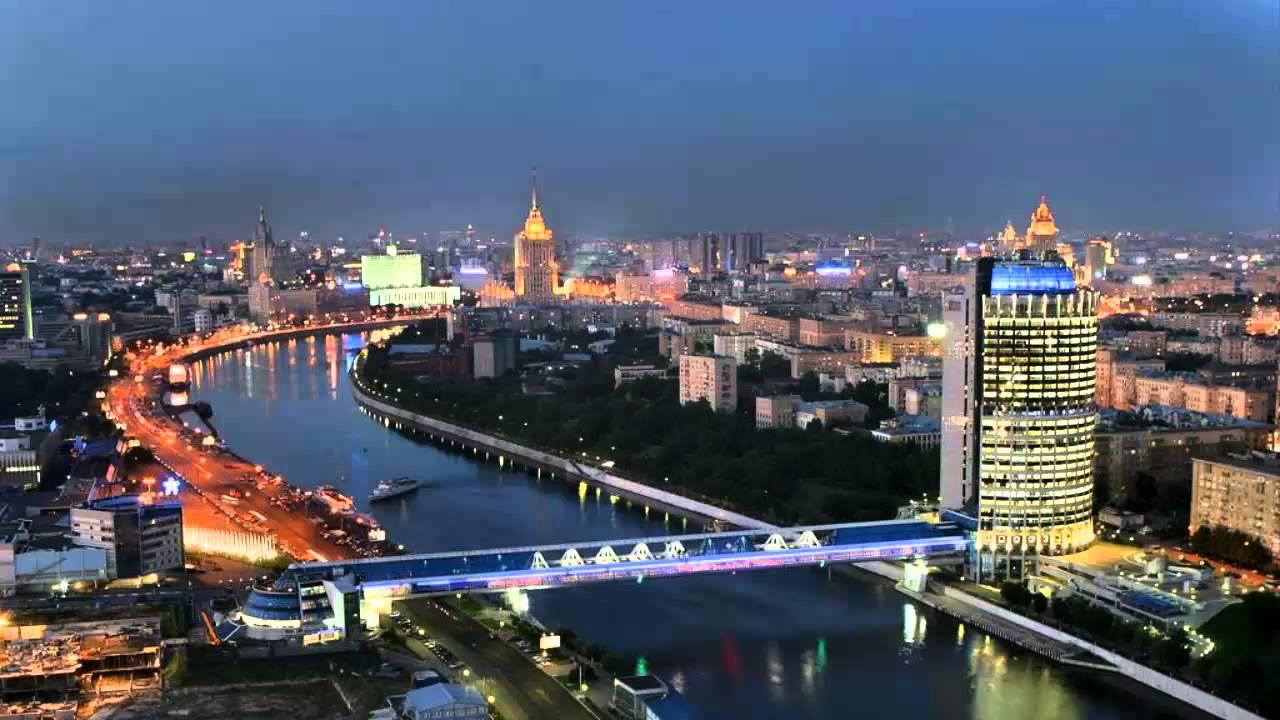 Города России-#1(Москва!) - YouTube