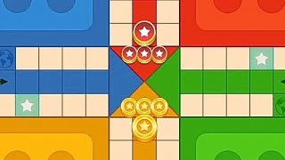 Ludo game in 2 players   Ludo online 2 players - Ludo All Star 2 players, Ludo Gameplay #5