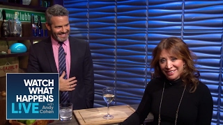 Andy Cohen Apologies to Barbara Walters | WWHL