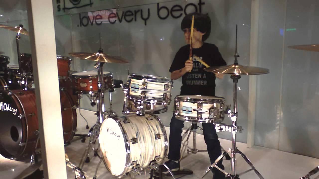 Jo 227 O V 237 Tor Odery Drums Caf 233 Kit Youtube