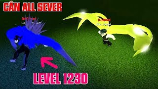 Roblox 👿 Ro-Ghoul | How strong is Level 1000 +? | MinhMaMa