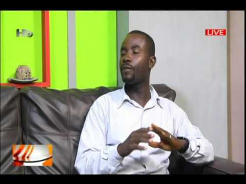 SmartFlower Interview on HomeBase TV Ghana