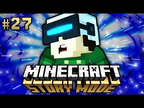 VIRTUAL REALITY HEADSET?! - Minecraft: Story Mode #27 [Deutsch/HD]