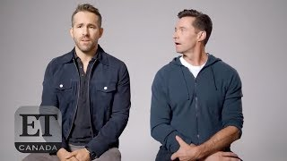 Did Ryan Reynolds And Hugh Jackman Call A Truce?