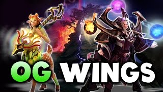 OG vs WINGS - GRAND FINAL - The Summit 5 Dota 2