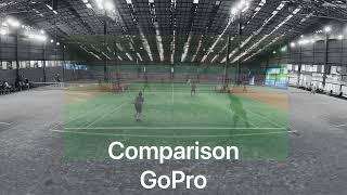 테니스 코트 촬영 장비별+화각별 비교(아이폰 11프로,…