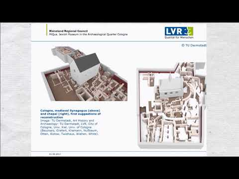 Dr.Thomas Otten, Director MiQua. LVR-Jewish Museum in the Archaeological Quarter Cologne, Germany