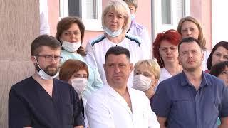 2021-06-18 г. Брест. Поздравления с Днем медицинского работника. Новости на Буг-ТВ. #бугтв