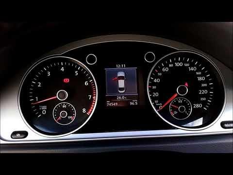 Не провернуть руль,загорелся красный руль VW Passat CC 2011,что делать ?Проблема с рулевой рейкой
