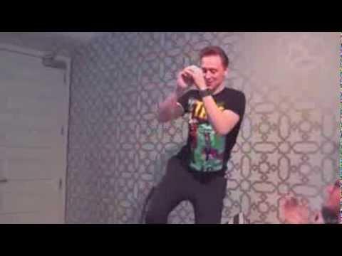 Enkelt dancing leksjoner tom
