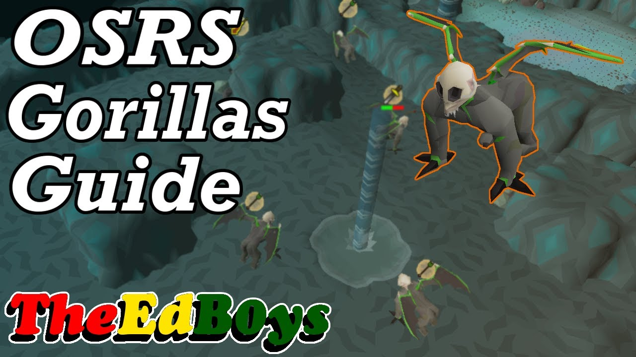 Osrs Demonic Gorilla Guide Old School Runescape How To Fight Gorillas Youtube Posted by 10 months ago. osrs demonic gorilla guide old school runescape how to fight gorillas