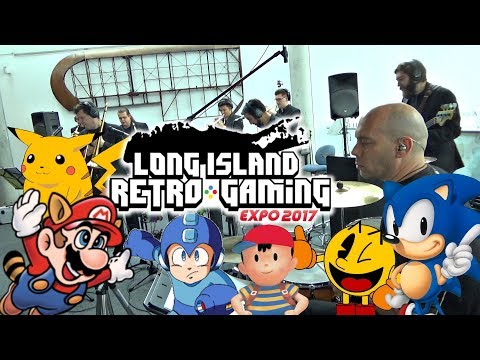 LONG ISLAND RETRO GAMING EXPO 2017