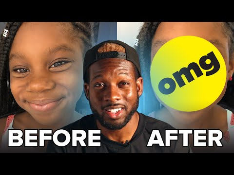 Single Dad Tries Giving His Daughter A Makeover