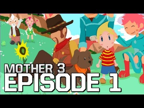 Mother 3 Ep.1 - Lighter and Fuel