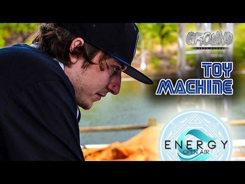 Toy Machine @ E-Energy Open Air | GROUND Audiovisual