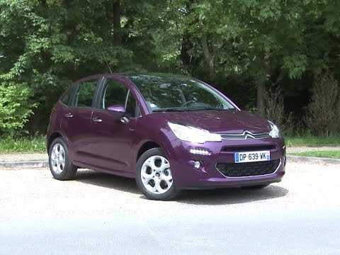 Essai Citroën C3 Puretech 110 Exclusive 2015